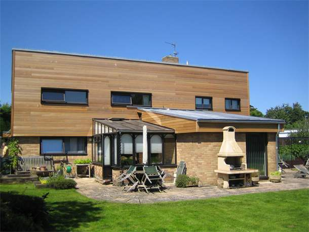 Thermal Upgrading of Modern Detached Home, Longstanton