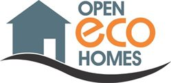 Open Eco Homes logo