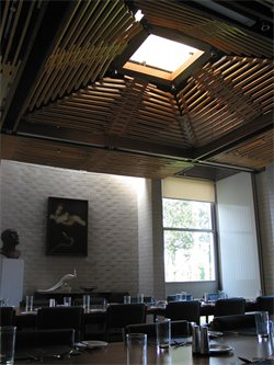 Fellows Dining Room, New Hall