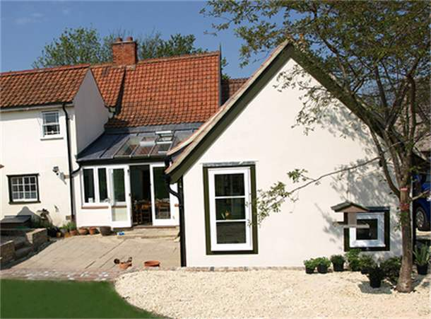 Extension to Listed Farmhouse in East Cambridgeshire